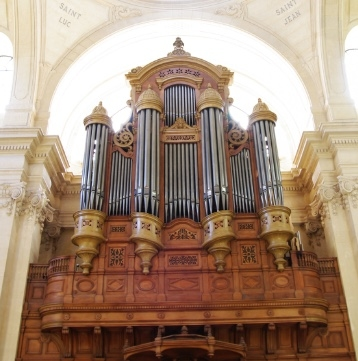 Orgue du Temple de Pentemont