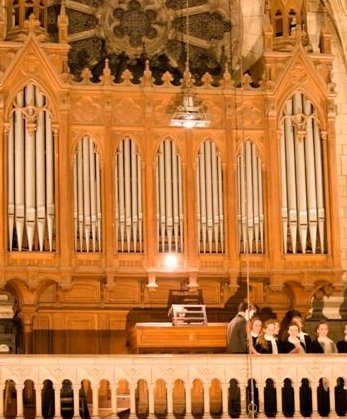 Orgue Abbey - Apprentis d'Auteuil