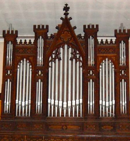 Orgue de Mouterhouse