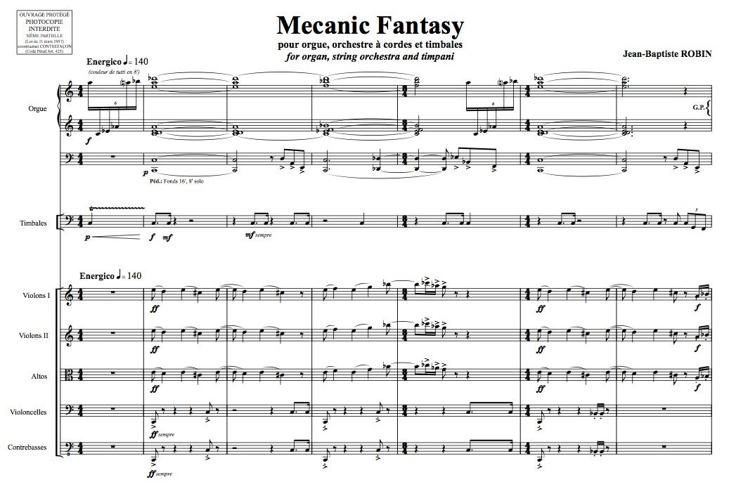 Mecanic Fantasy