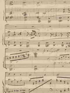 Saint-Saëns, Offertoire pour orgue et cor chromatique
