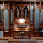 L'orgue Alain à Romainmôtier
