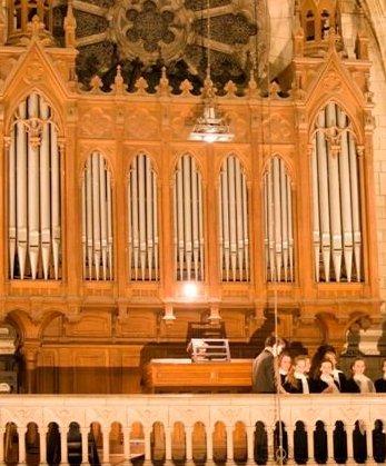 Orgue Abbey - Apprentis d'Auteuil