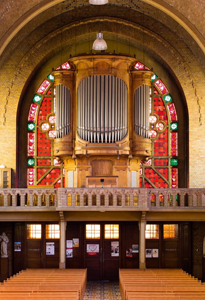 église Notre-Dame de Lourdes