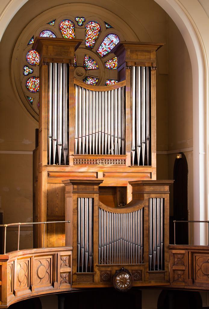 Roubaix, église réformée