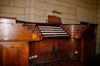 L'ancienne console Cavaillé-Coll à Notre-Dame