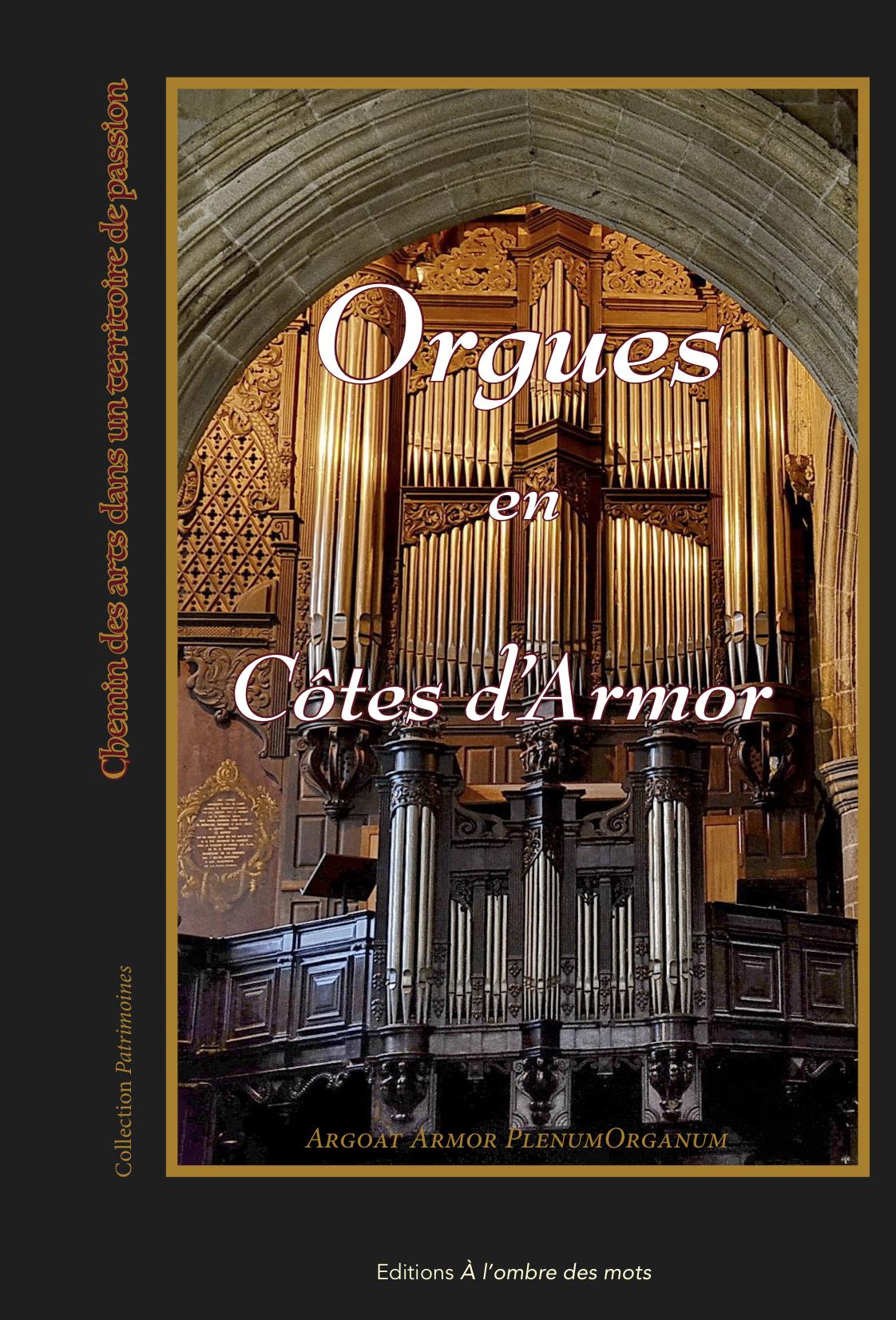 Orgues en Côtes d'Armor